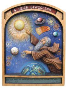 4 Dzień Stworzenia Świata