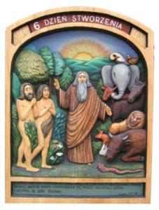 6 Dzień Stworzenia Świata