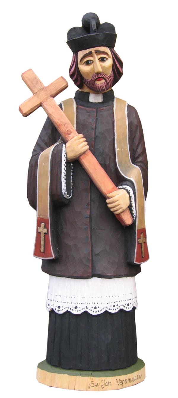 Święty Jan Nepomucen