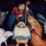Narodziny Pana Jezusa (tryptyk 1)