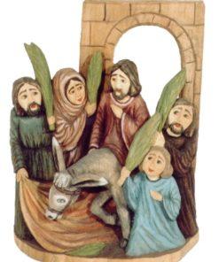 Uroczysty wjazd do Jerozolimy